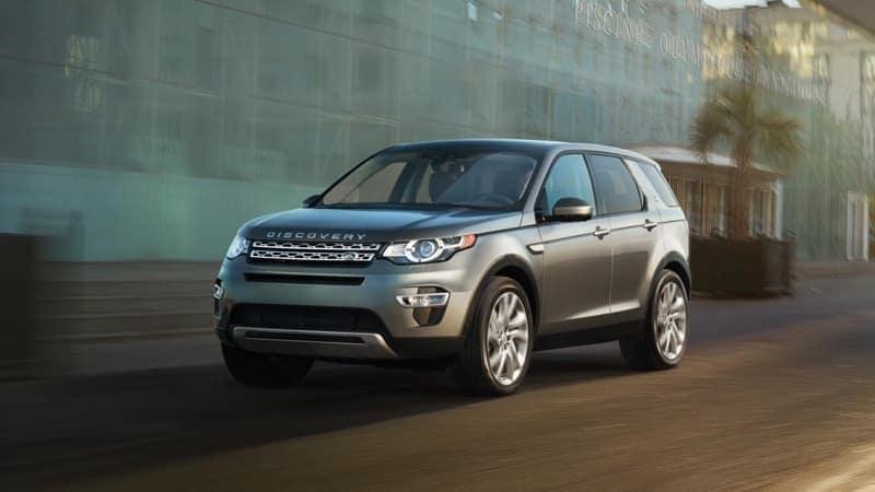 2019 Land Rover Discovery Sport Exterior