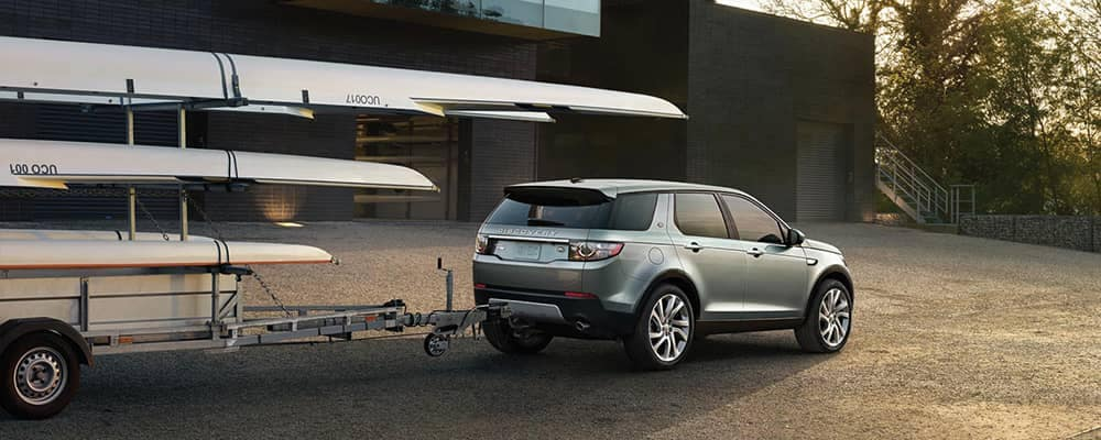2019 land rover discovery sport towing capacity land. Black Bedroom Furniture Sets. Home Design Ideas