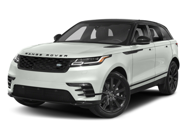 White Range Rover Velar 2