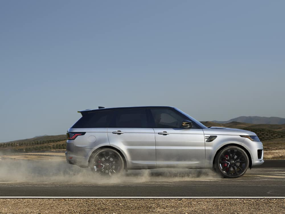 New 2021 Land Rover Range Rover Westminster With Navigation & 4WD