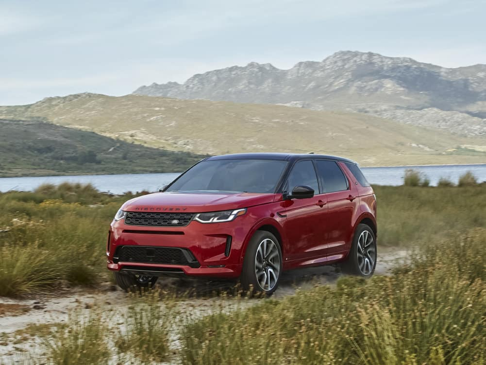 New 2021 Land Rover Discovery Sport SE With Navigation & 4WD