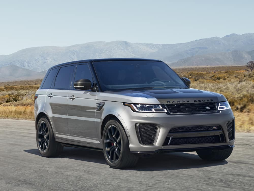 New 2021 Range Rover Sport HSE Silver Edition With Navigation & 4WD