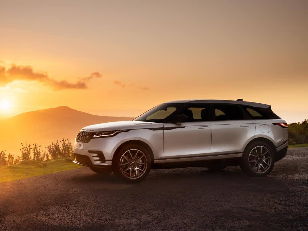 New 2021 Range Rover Velar R-Dynamic S