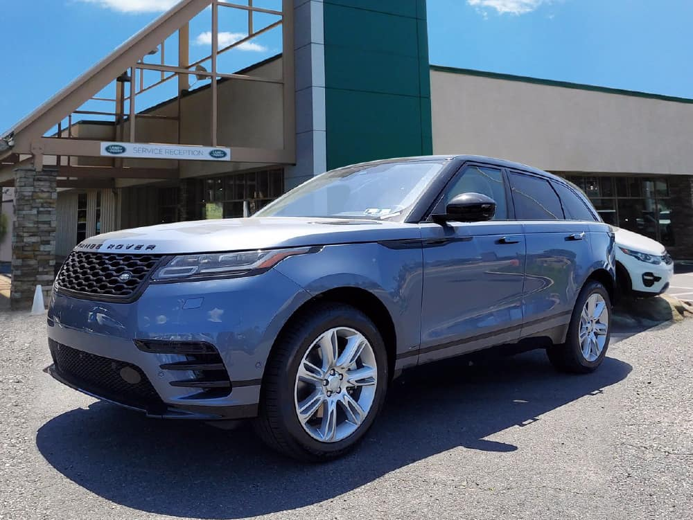 New 2021 Land Rover Range Rover Velar P250 R-Dynamic S With Navigation & 4WD