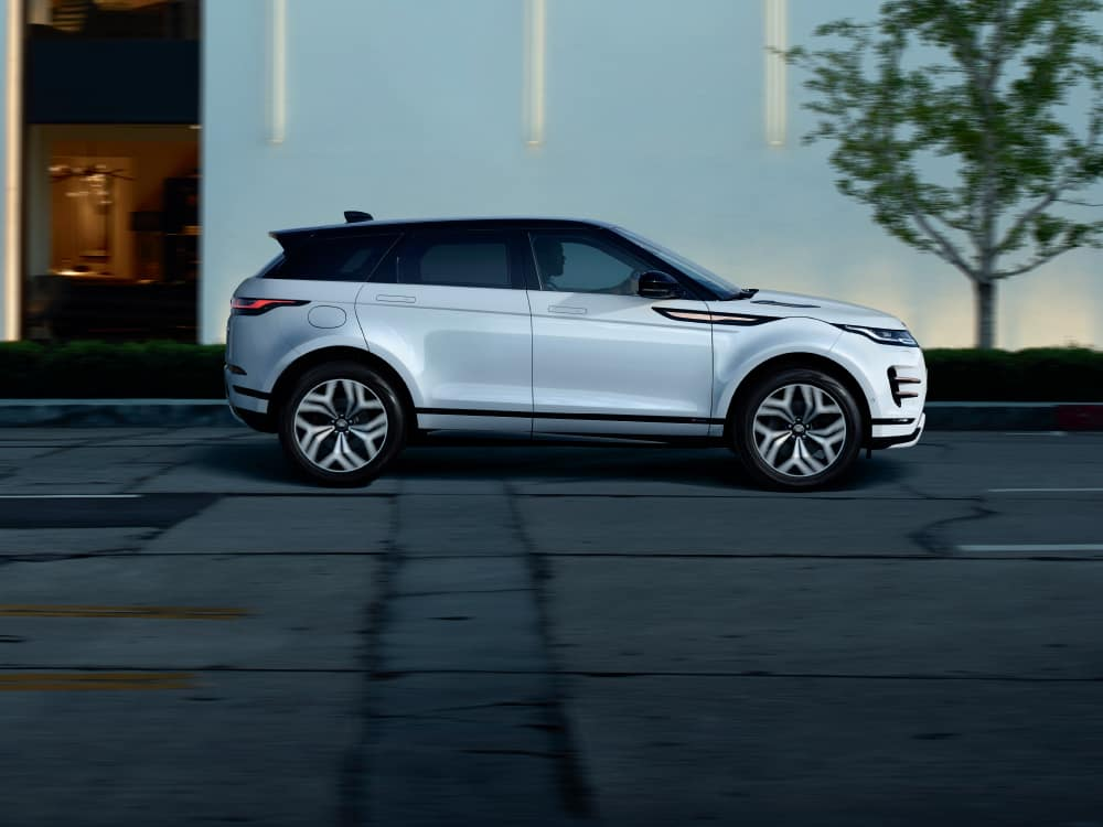 New 2021 Land Rover Range Rover Evoque S With Navigation & AWD