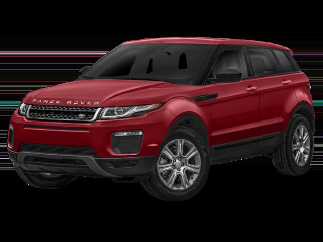 2019 Range Rover Evoque red