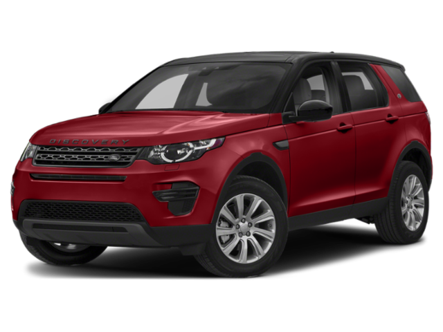 2019 Land Rover Discovery Sport