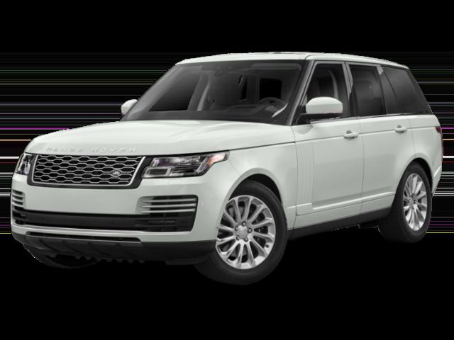 2019 Range Rover white