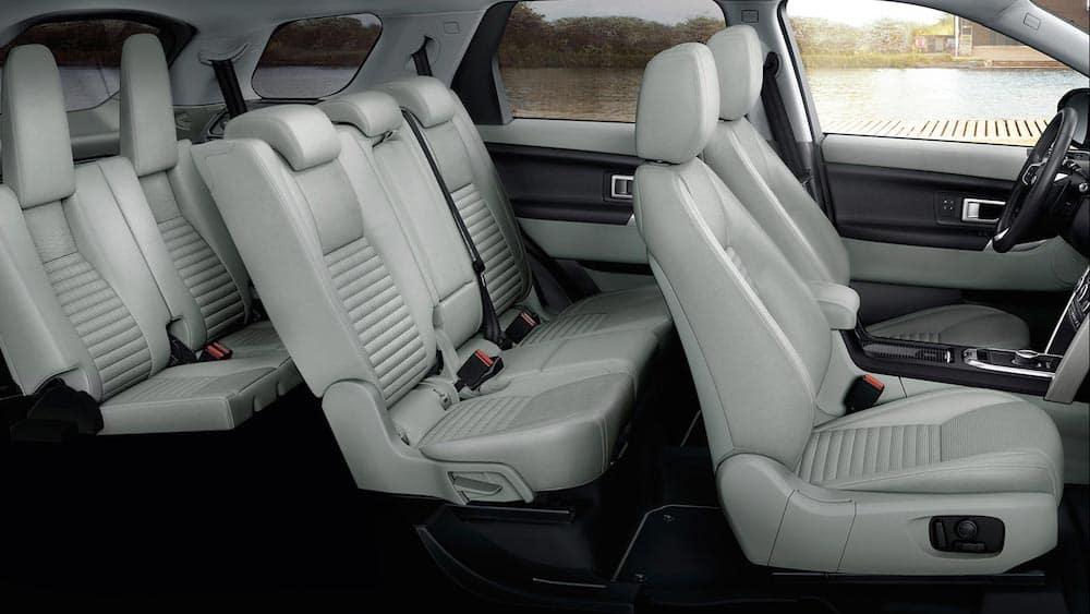 2019 Land Rover Discovery Sport Interior 3 Row SUV