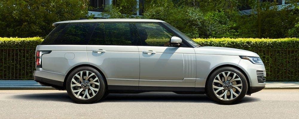 Range Rover Banner