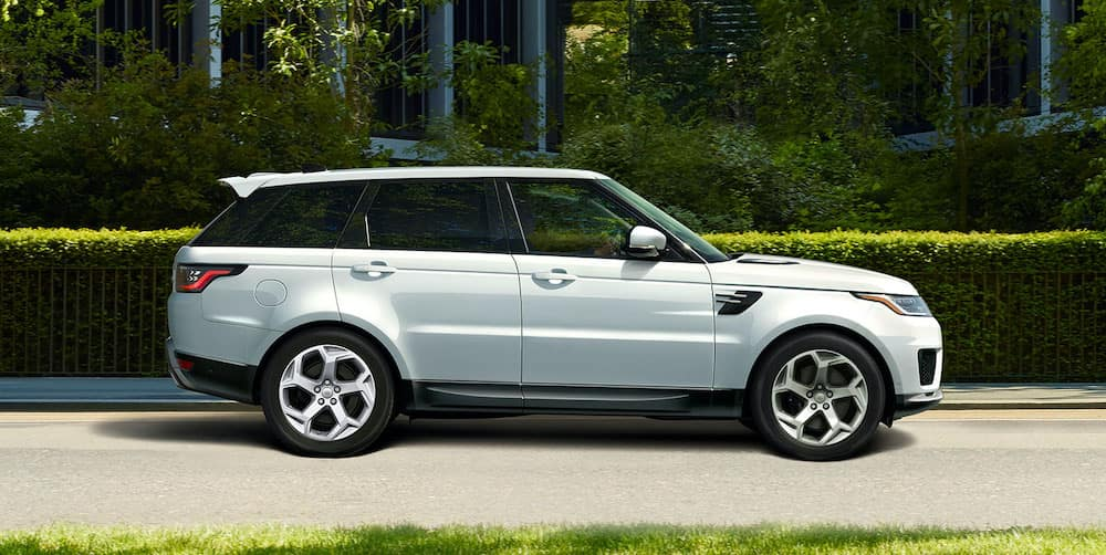 2021 Range Rover Sport Towing Capacity | Land Rover Wilmington