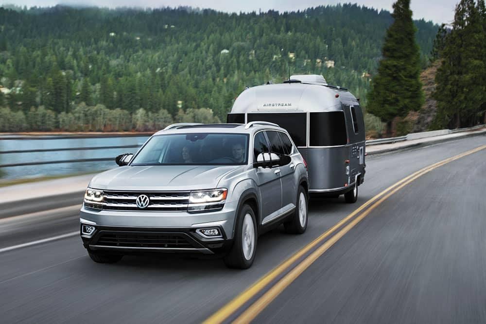 2019 Volkswagen Atlas towing capacity