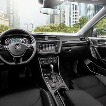 2019 Volkswagen Tiguan dashboard