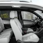 2020 Volkswagen Tiguan Interior seating rows