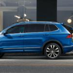 2020 VW Tiguan towing & cargo banner