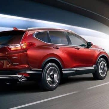 2018 Honda CR-V side view