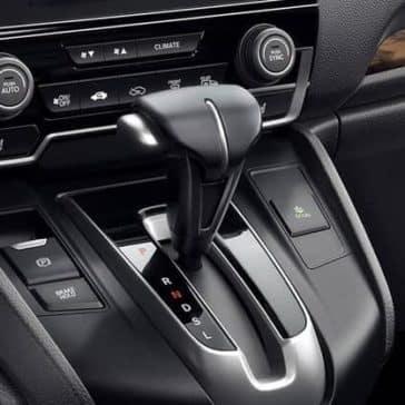 2018 Honda CR-V stick