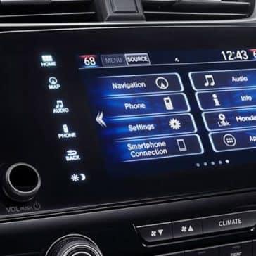 2018 Honda CR-V technology