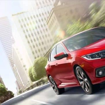 2019 Honda Civic Sedan sport performance