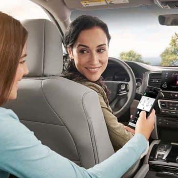 2019 Honda Pilot cabin talk