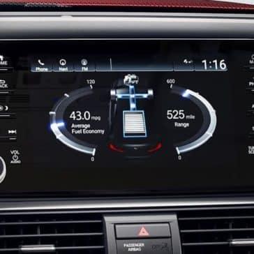 2019 Honda Accord Features