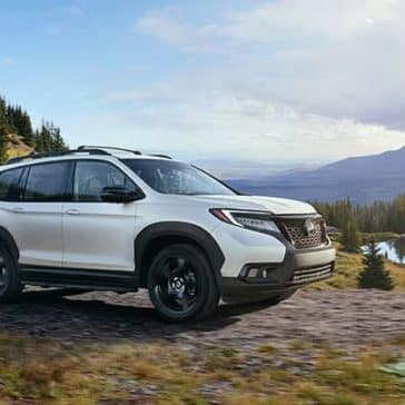 2019 Honda Passport Towing