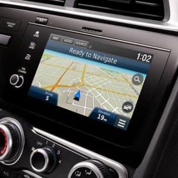 2019 Honda Fit Navigation