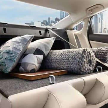 2020 Honda Insight Storage