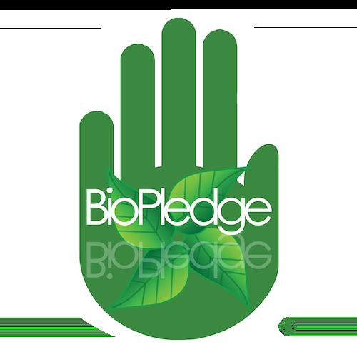 BioPledge logo