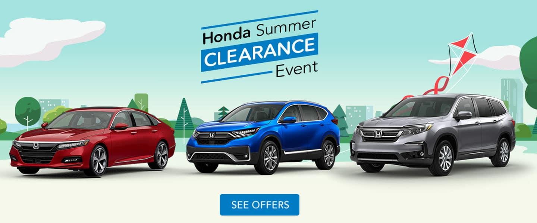 Honda web banner slider - 1440x600