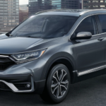 2020 Honda CR-V grey