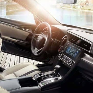 2019 Honda Civic Sedan Interior dashboard