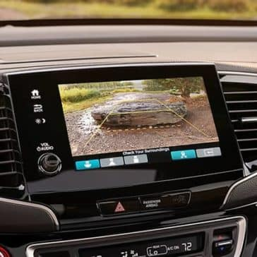 2019 Honda Passport Camera