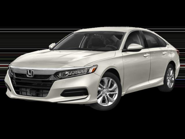2019 Honda Accord LX in white