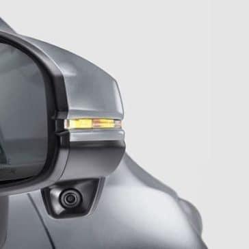 2019 Honda Fit Mirror