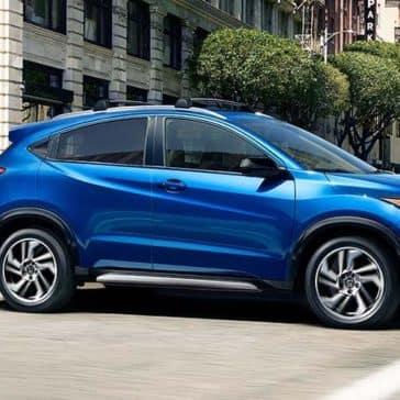 2019 Honda HR-V In The City