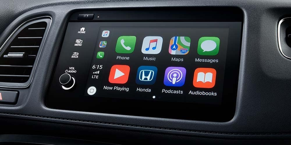 2019 Honda HR-V Technology
