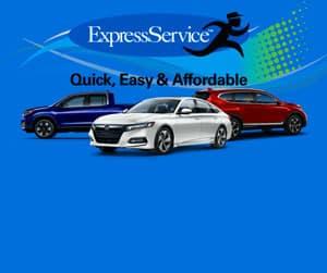 Honda Service, Oil Change, Brakes, Tires, Engine, Transmission Service