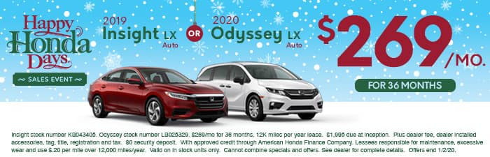 honda-of-the-avenues-december-specials-Insight-Odyssey