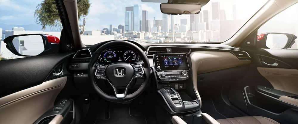 2020 Honda Insight Dash