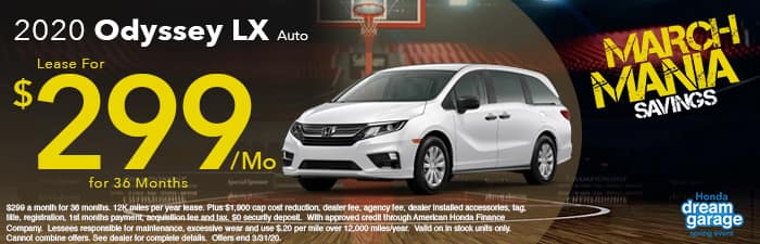 honda-of-the-avenues-march-specials-Odyssey