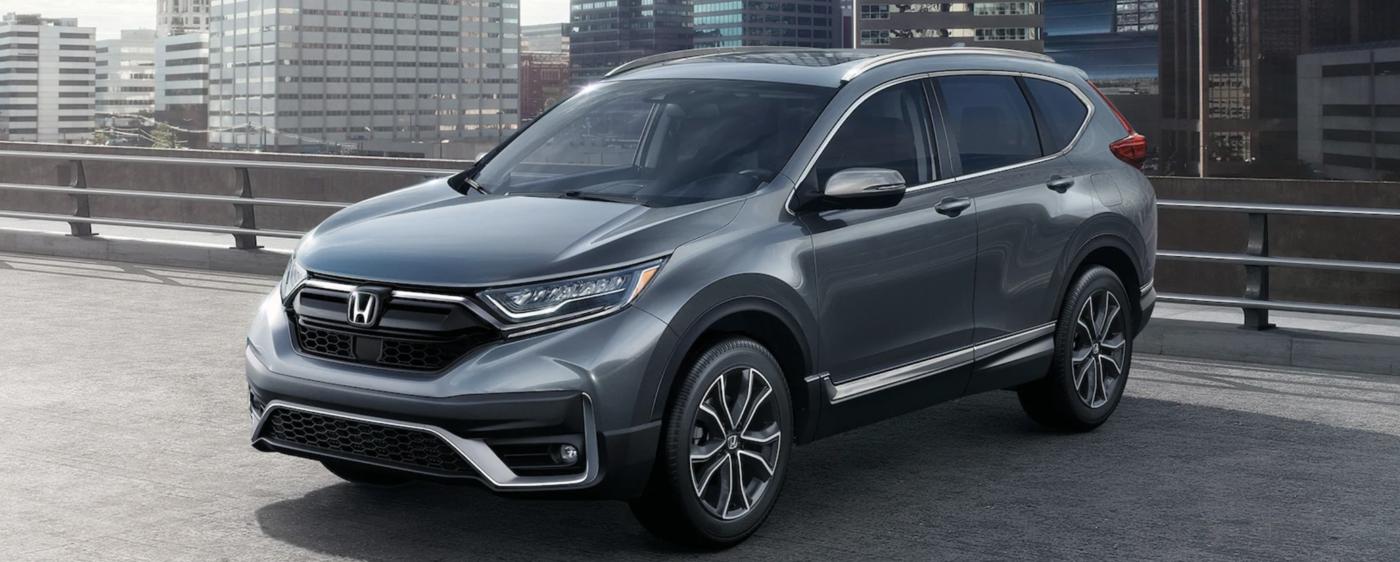 2020 Honda CR-V grey