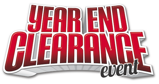 Year End Clearance Event