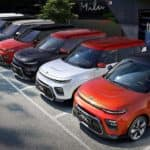 2020 Kia Soul colors and configurations