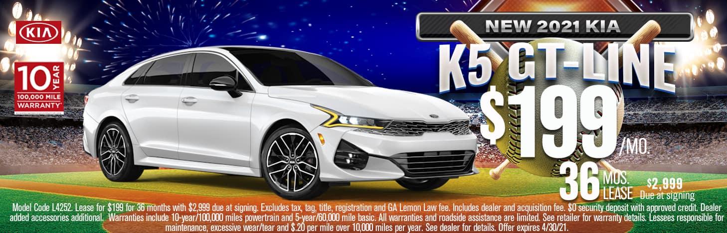 LSK - 2021 KIA K5 GT-LINE - 1458 X 468