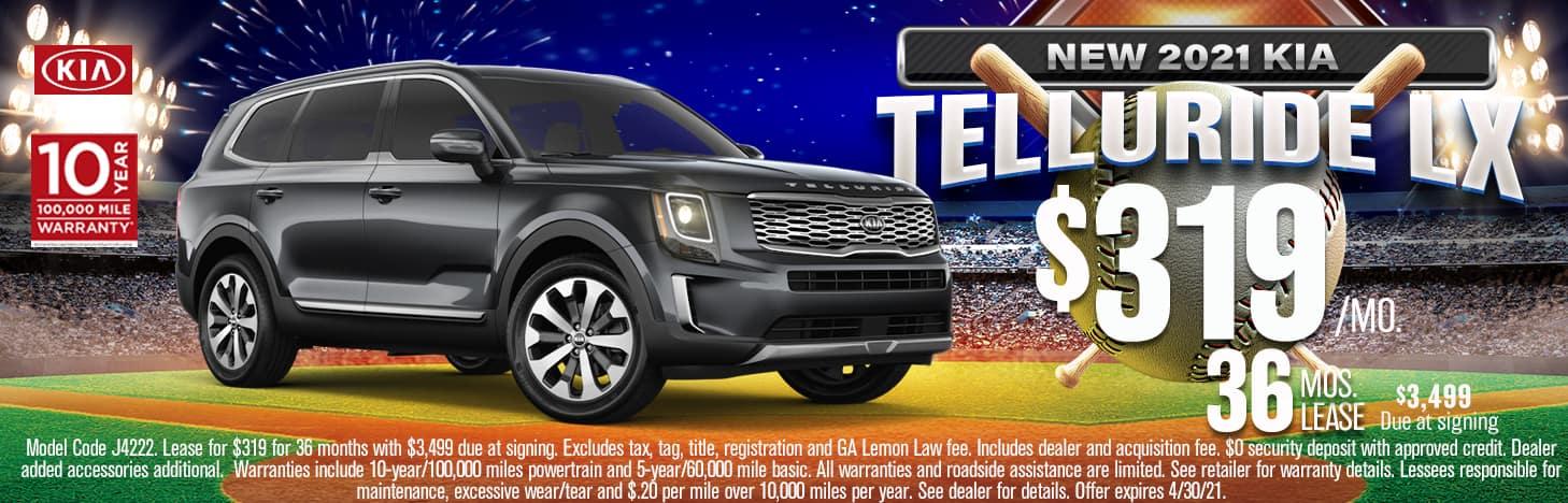 LSK - 2021 KIA TELLURIDE LX - 1458 X 468