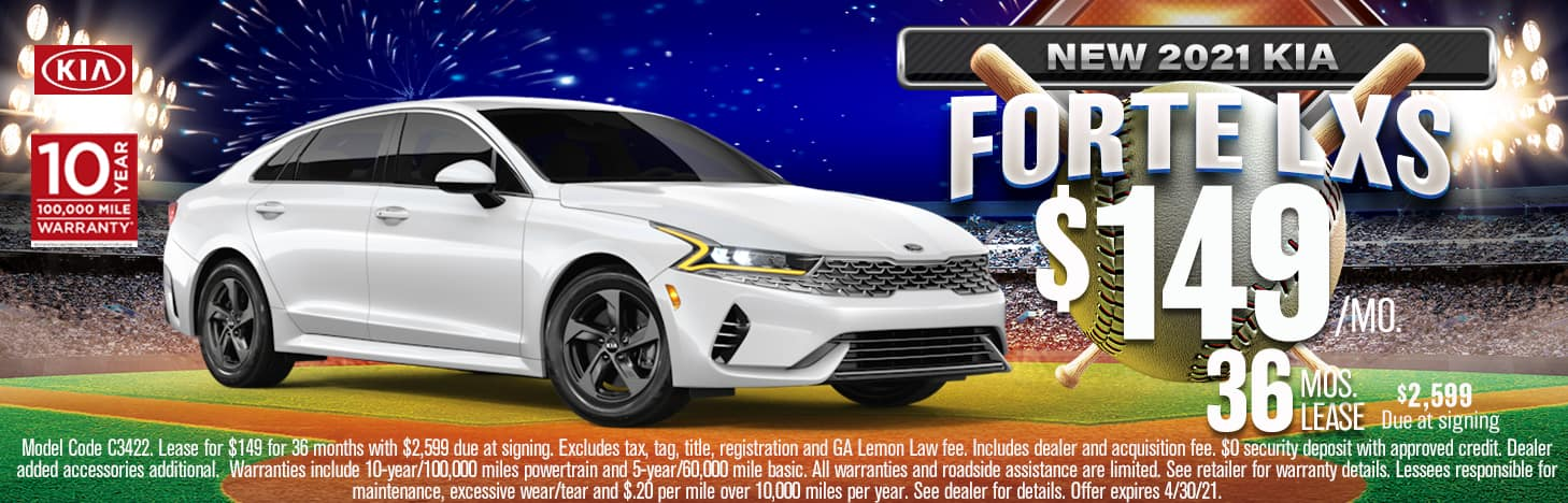 LSK - 2021 Kia Forte LXS - 1458 X 468