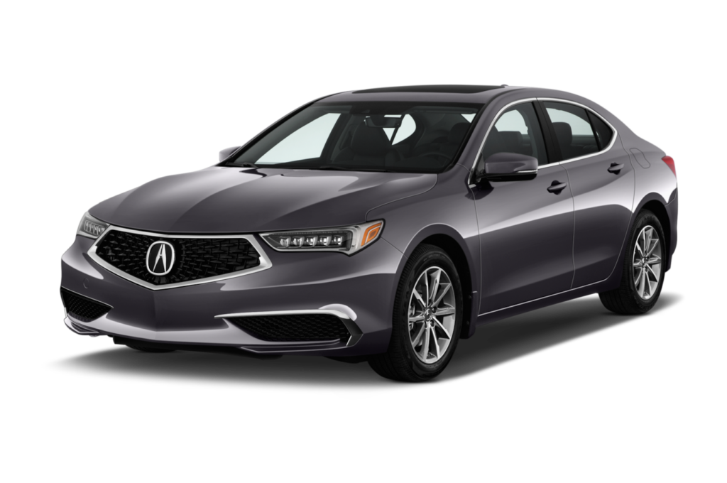 2019 Acura TLX Special APR