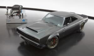 Dodge stampedes SEMA with 1,000 hp 'Hellephant' crate engine