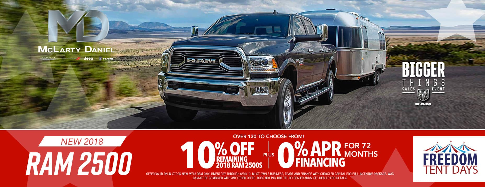 2018 250010% Off MSRP PLUS 0% APR For 72 Months
